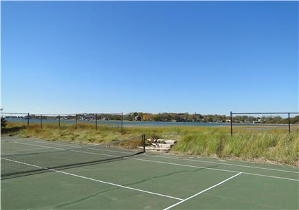 Wellfleet Cape Cod vacation rental - Tennis courts available on property