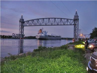 Bourne, Monument Beach Cape Cod vacation rental - Train bridge over canal-bit over a mile away-park, walk, picnic