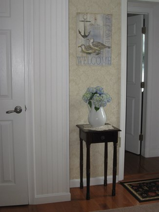 Bourne, Monument Beach Cape Cod vacation rental - Down stairs bathroom off living area