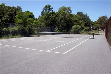 Kingston, Plymouth Area MA vacation rental - Tennis court at the beach park