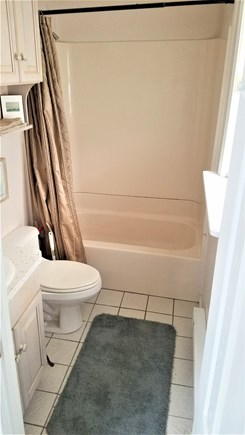 Kingston, Plymouth Area MA vacation rental - Bath with tub and shower