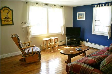Hyannis Cape Cod vacation rental - TV Room