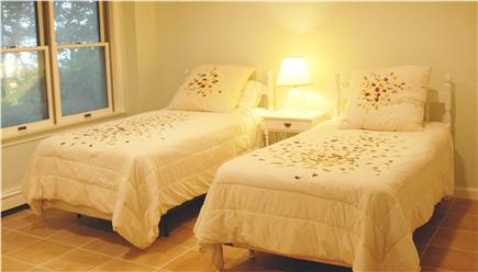 Orleans Cape Cod vacation rental - Downstairs kids room with twin beds-also had daybed with trundle