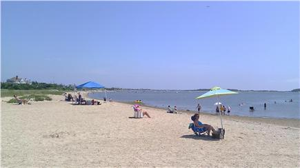 West Yarmouth Cape Cod vacation rental - Beach right around the corner