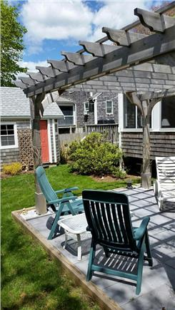 West Yarmouth Cape Cod vacation rental - Rear View