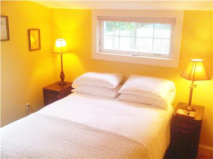 West Yarmouth Cape Cod vacation rental - Rear bedroom