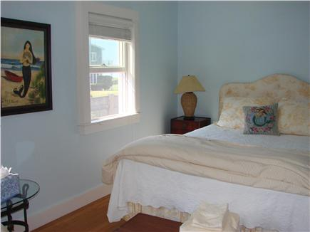 Barnstable Cape Cod vacation rental - Bedroom- 1st floor with a bathroom and new queen mattress