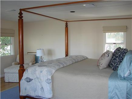 Barnstable Cape Cod vacation rental - Master bedroom-2nd floor with a new king mattress and bedding