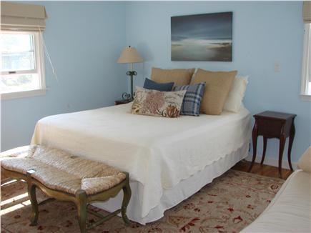 Barnstable Cape Cod vacation rental - Guest bedroom- 2nd floor with new queen mattress