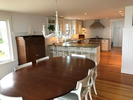 Sagamore Beach Sagamore Beach vacation rental - Updated kitchen & large dining area-w/d in pantry