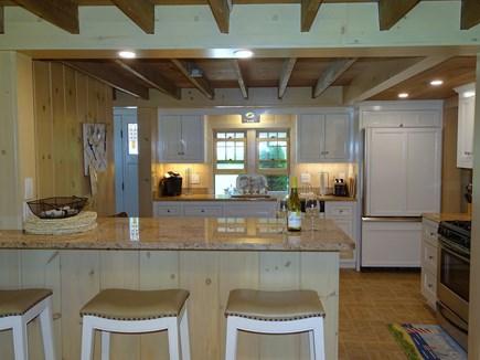 Hyannisport Cape Cod vacation rental - New kitchen breakfast bar