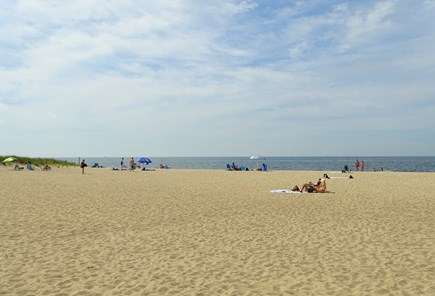 Hyannisport Cape Cod vacation rental - Enjoy our private beach close by & Craigville beach one mile away