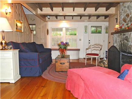 Hyannisport Cape Cod vacation rental - Cozy cottage feel throughout