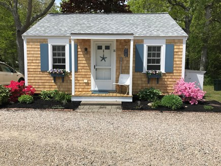 South Yarmouth Cape Cod vacation rental - Front view