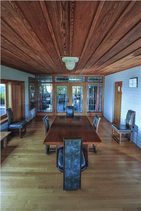 Woods Hole Woods Hole vacation rental - East dining room