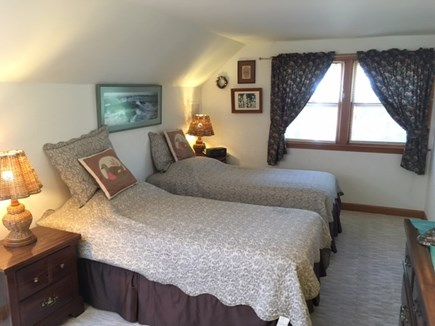 Brewster Cape Cod vacation rental - Twin bedroom up
