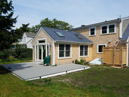 Brewster Cape Cod vacation rental - Back