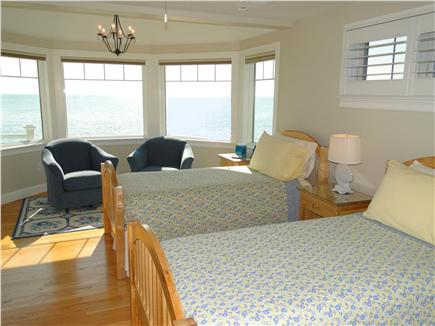 West Yarmouth Cape Cod vacation rental - Second floor twin bedroom with door to upper deck