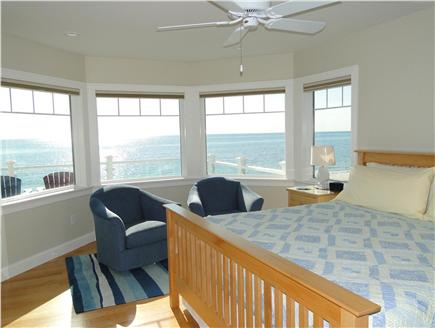 West Yarmouth Cape Cod vacation rental - First floor bedroom with deck, water views, private bath
