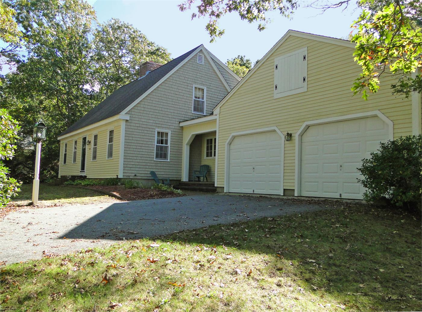 Brewster vacation rental home in cape cod ma 02631 id 20786 for Cabin cape cod