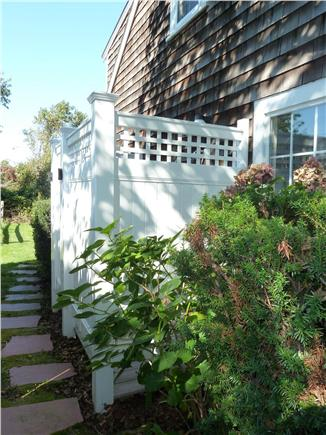 E. Dennis Cape Cod vacation rental - Outdoor shower