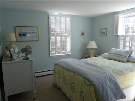 E. Dennis Cape Cod vacation rental - First floor bedroom