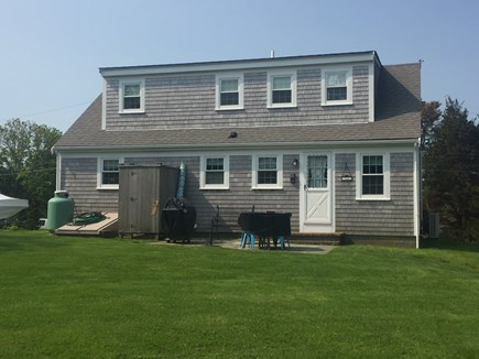 Orleans Cape Cod vacation rental - A look at that back of home