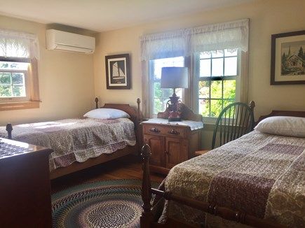 Orleans Cape Cod vacation rental - First floor bedroom with 2 twins