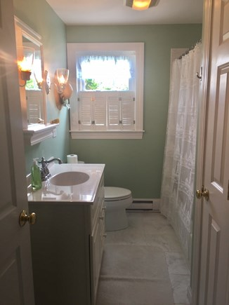 Orleans Cape Cod vacation rental - First Floor Bathroom
