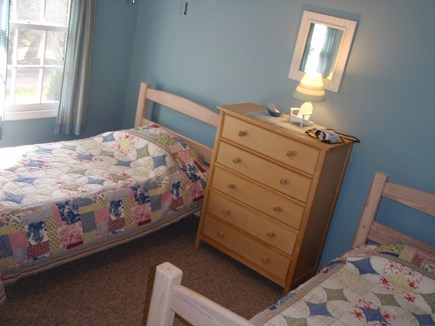 Orleans Cape Cod vacation rental - 4th bedroom with 2 twins