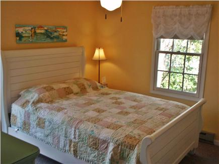 Orleans Cape Cod vacation rental - bdrm w. deck access, there are 2 more bdrms w.2 twins each
