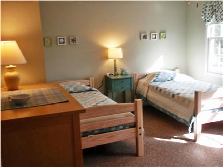 Orleans Cape Cod vacation rental - Bedroom with two twin beds