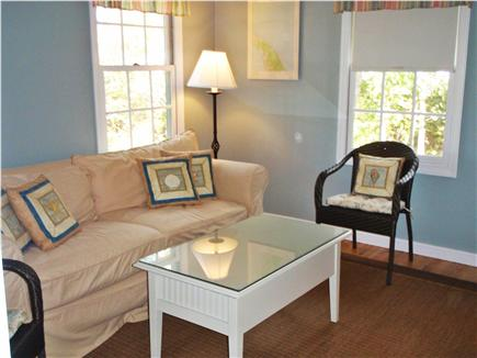 Orleans Cape Cod vacation rental - Den area with TV