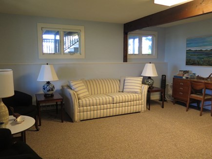 North Truro Cape Cod vacation rental - A second living room area, first floor