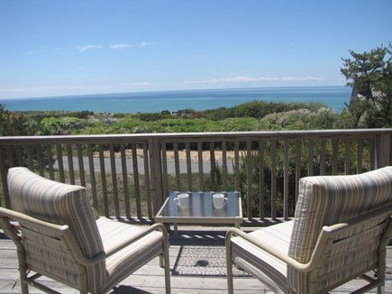North Truro Cape Cod vacation rental - Morning coffee or afternoon cocktails...the living is easy