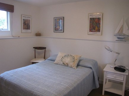 North Truro Cape Cod vacation rental - Bedroom #4, first floor, DOUBLE bed