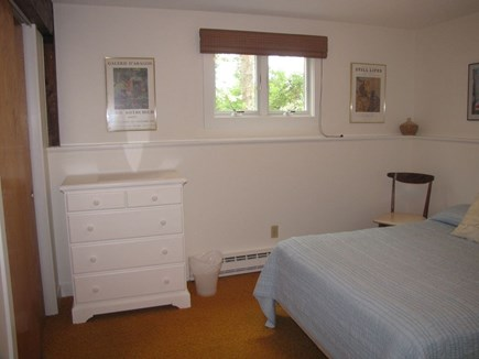 North Truro Cape Cod vacation rental - Another view of bedroom #4, first floor, double bed