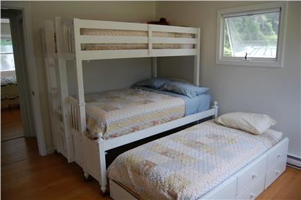 Chatham Cape Cod vacation rental - The second bedroom also features a twin trundle bed!