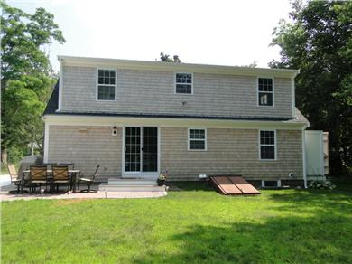 Hyannis Cape Cod vacation rental - Back yard and patio