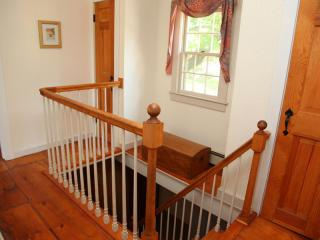 West Falmouth Cape Cod vacation rental - Beautiful antique woodwork throughout