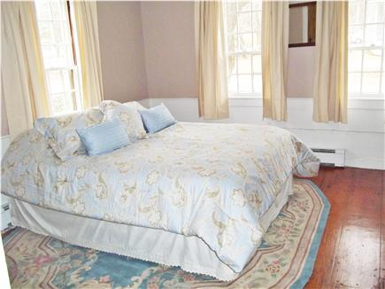 West Falmouth Cape Cod vacation rental - 1st floor queen with a full bath beside the bedroom