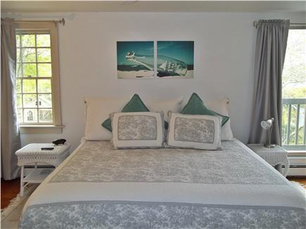 West Falmouth Cape Cod vacation rental - Huge 2nd floor master bedroom and full bath