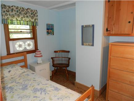North Eastham Cape Cod vacation rental - 3 rd Bedroom with twin