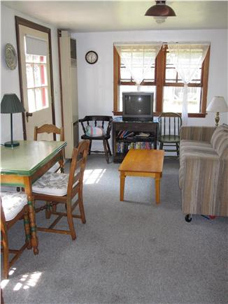 Eastham Cape Cod vacation rental - living/kitchen area in apartment