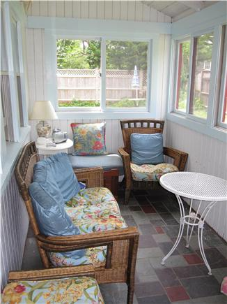 Eastham Cape Cod vacation rental - enclosed porch ,many windows