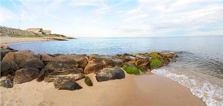 East Sandwich Beach Cape Cod vacation rental - Beautiful beach approximately a third of a mile away!