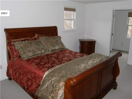 East Sandwich Beach Cape Cod vacation rental - Master Bedroom with flat screen TV