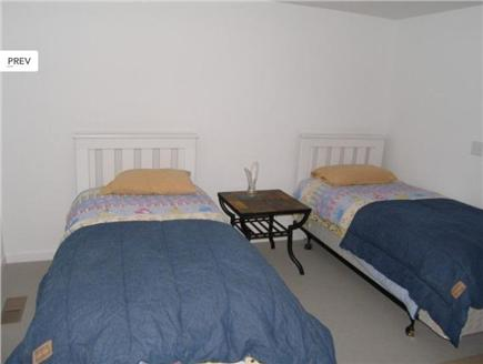 East Sandwich Beach Cape Cod vacation rental - 2 Double Beds for Children (or adults)