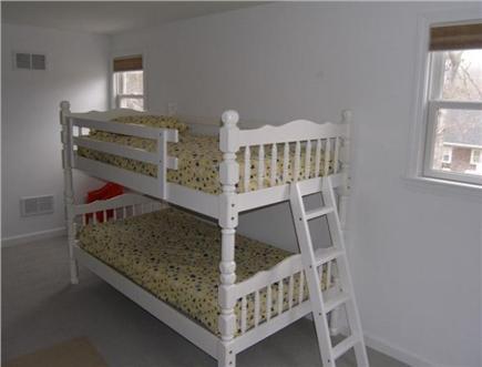 East Sandwich Beach Cape Cod vacation rental - Bunk Beds for Children
