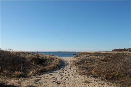 Chatham Cape Cod vacation rental - Steps to Private